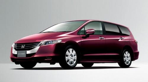 Noua Honda Odisssey2209