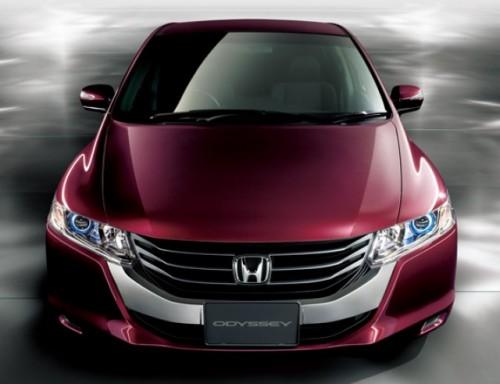 Noua Honda Odisssey2211