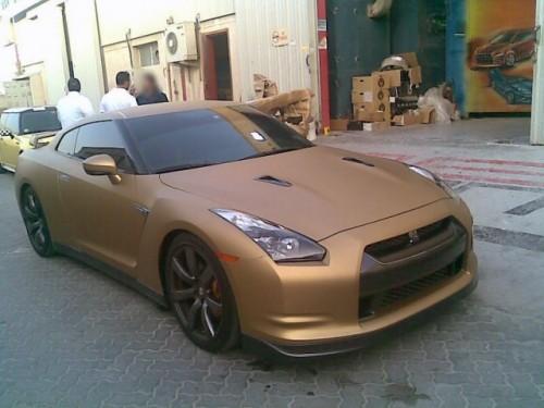 Nissan GT-R - O alegere de aur?2197