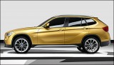 BMW X1 mezinul care va intregi familia SUV bavareza2163