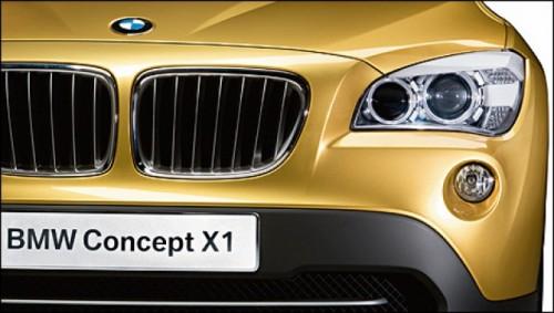 BMW X1 mezinul care va intregi familia SUV bavareza2165