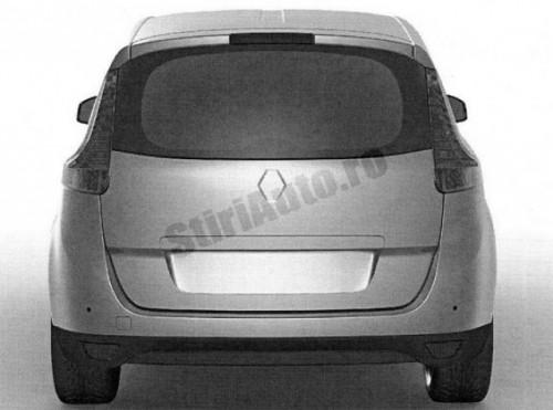 Primele imagini cu noul Renault Scenic2144