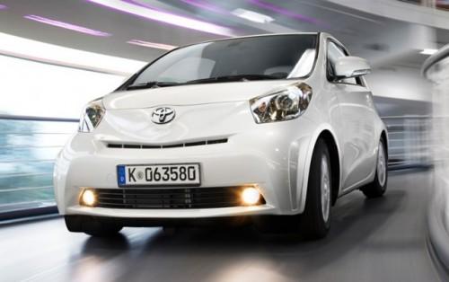 Toyota IQ Pentru SUA - Ca o mladita!2134