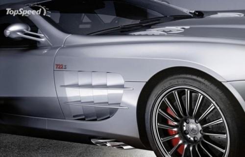 Mercedes SLR McLaren Roadster 722 S2099