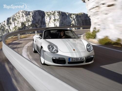 Boxster S Porsche Design Edition 2 si Cayman S Sport2073