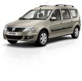 Dacia a prezentat la Paris versiunea restilizata a break-ului Logan MCV2056