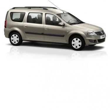 Dacia a prezentat la Paris versiunea restilizata a break-ului Logan MCV2057