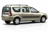 Dacia a prezentat la Paris versiunea restilizata a break-ului Logan MCV2058