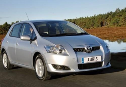 Toyota Auris - O inovatoare aparitie2024