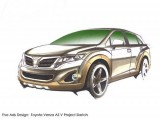 Toyota Venza - Dovedindu-si valoarea2030