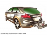 Toyota Venza - Dovedindu-si valoarea2031