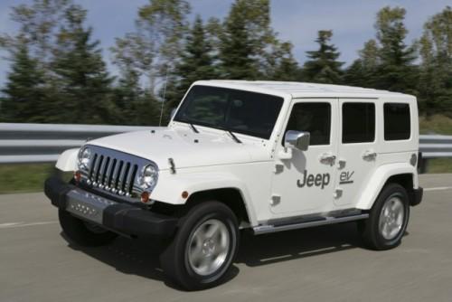 Jeep EV -