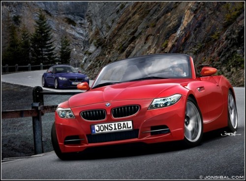 BMW Z4 - O noua