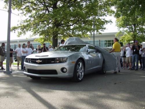Chevrolet Camaro SS - O prima ocazie de a-l admira1859