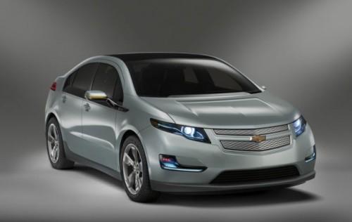 Chevrolet Volt - Un cadou aniversar pe masura!1788