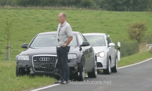 Audi A7 - Gratie unui impact...1785