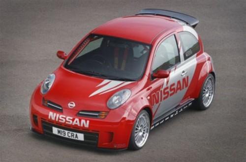 Nissan Micra - Mica dar nervoasa!1752