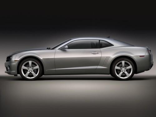 Chevrolet Camaro SS - Confirmarea oficiala1741
