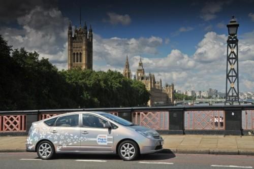 Toyota Prius - EDF face primul pas1733