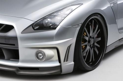 Nissan GT-R de la WALD - Mai aproape de realitate1722