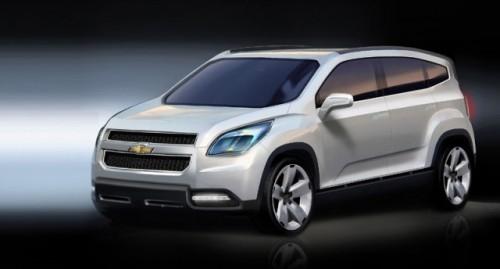 Chevrolet Orlando - Un alt concurent pe scena pariziana!1680