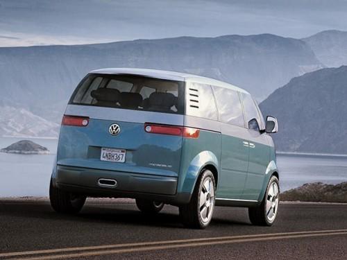 Volkswagen Microbus - Raspunsul VW la Fiat 500 si Mini Cooper1664