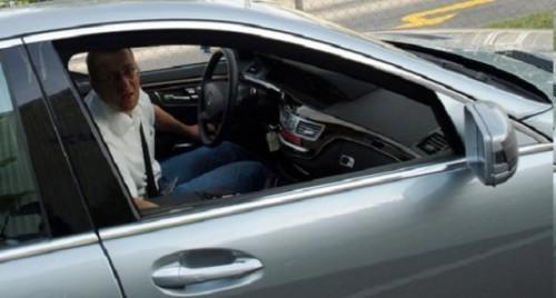 Mercedes Clasa S - Tinand pasul cu echipa!1635