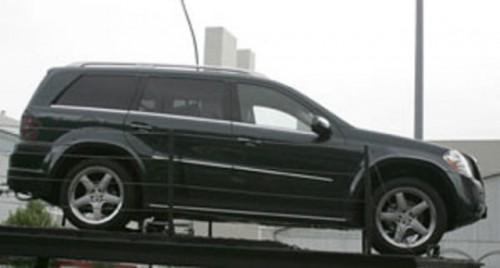 Mercedes GL - Un nou an, o noua infatisare!1624