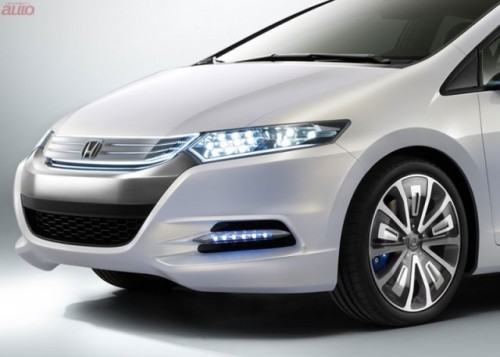 Honda Insight - O privire in viitor1608