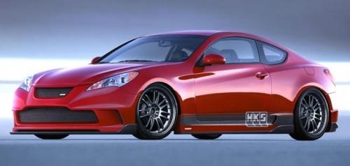 Hyundai Genesis - Rafinarea in stil HKS!1603
