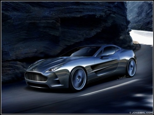 Aston Martin One-77 - Surprinderea rafinamentului1561