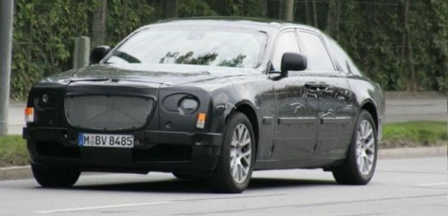 Rolls Royce RR4 - Un veritabil striptease1555