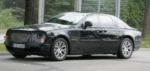 Rolls Royce RR4 - Un veritabil striptease1556