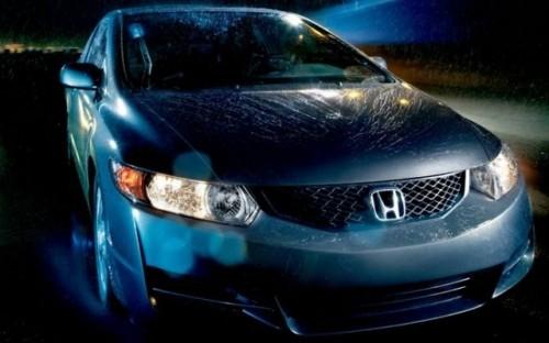 Honda Civic Coupe - Brosura nazdravana!1544