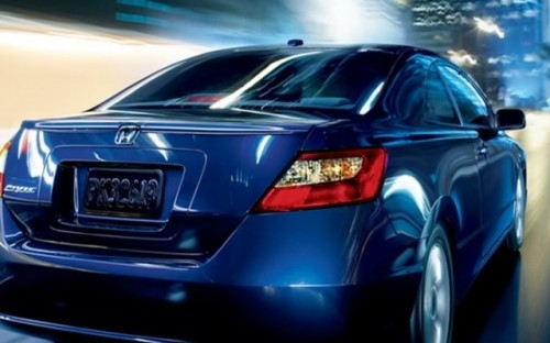Honda Civic Coupe - Brosura nazdravana!1545