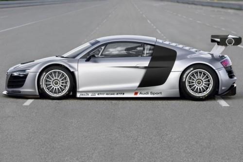 Audi R8 GT3 - Jocul seductiei1513