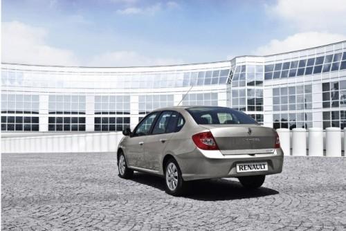 Renault Symbol - Simplismul loveste Moscova!1486