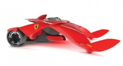 Ferrari Monza - Un amalgam italian...1480