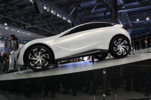 Mazda Kazamai - Lansare cu fast!1474
