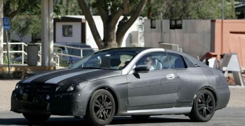 Mercedes CLK - Munca aproape de final1379