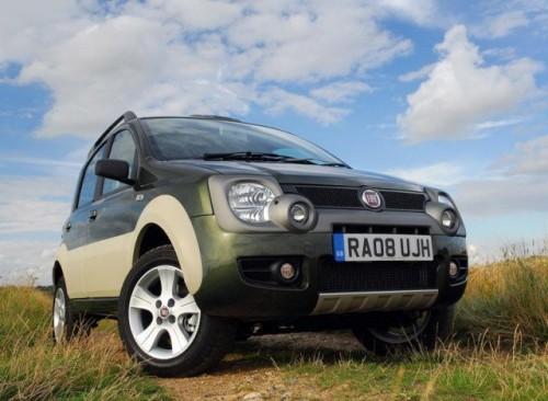 Fiat Panda Cross - Atragator nu doar prin pret!1372