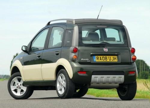 Fiat Panda Cross - Atragator nu doar prin pret!1373