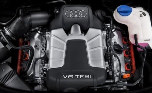 Audi A6 - Noi elemente ispititoare1366