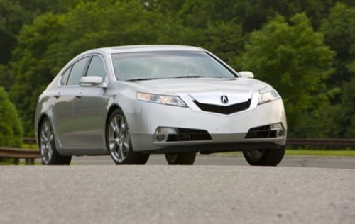Acura TL - La un pas de showroom1355