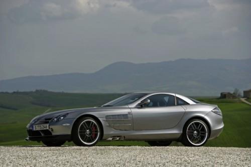 Mercedes SLR 722 - Performante