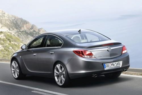 Opel Insignia prezentat in premiera mondiala la Salonul Auto de la Londra1267