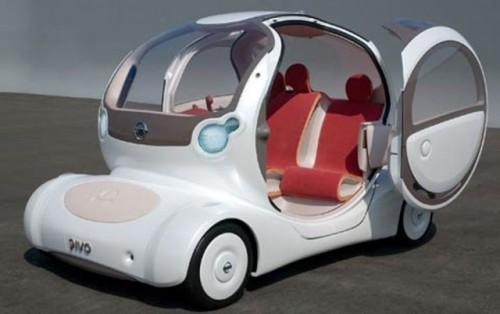 Nissan Pivo2 - Caracatita electrica1242