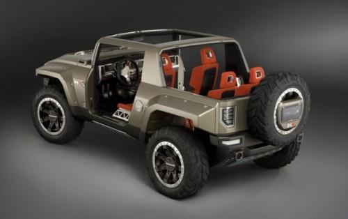 Hummer HX - Muschi fara plafon1239