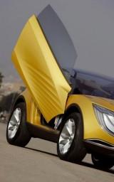 Mazda Hakaze - Surf car1234