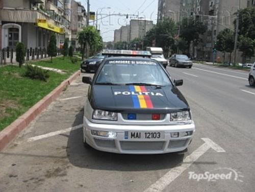 Politia s-a dat pe tuning1218